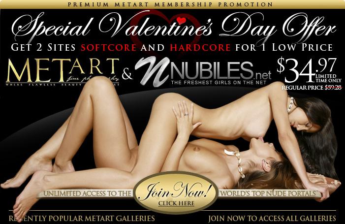 Met Art Valentine Offer
