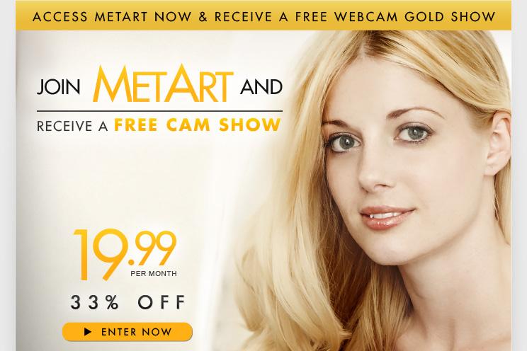 Free Met Art Cam Show